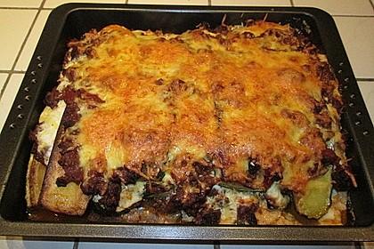 Zucchini-Lasagne 89