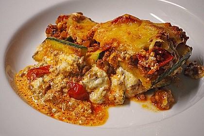 Zucchini-Lasagne 3