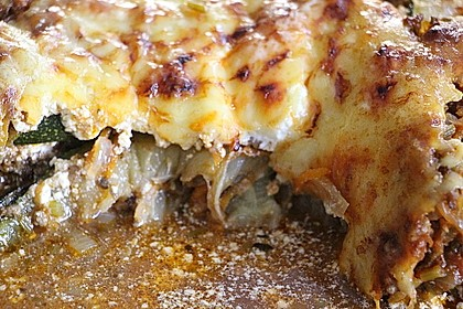 Zucchini-Lasagne 91