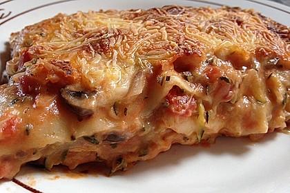 Zucchini-Lasagne 16
