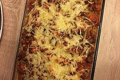 Zucchini-Lasagne 103