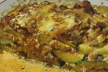 Zucchini-Lasagne 92