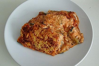 Zucchini-Lasagne 32