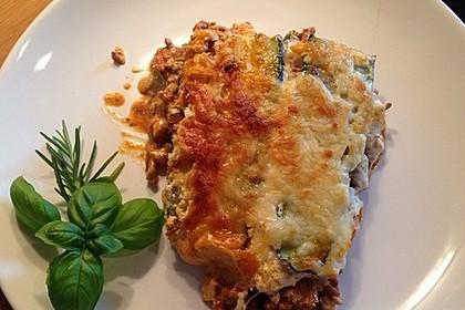 Zucchini-Lasagne 24