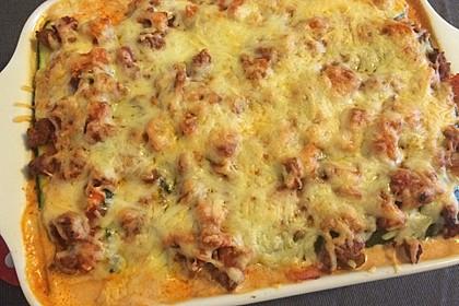 Zucchini-Lasagne 47