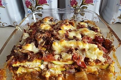 Zucchini-Lasagne 69