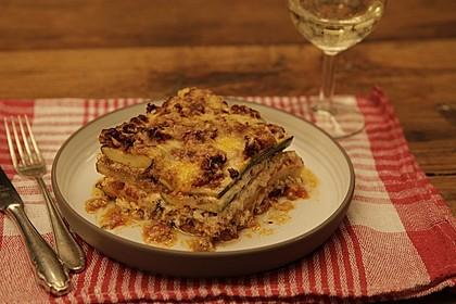 Zucchini-Lasagne 12