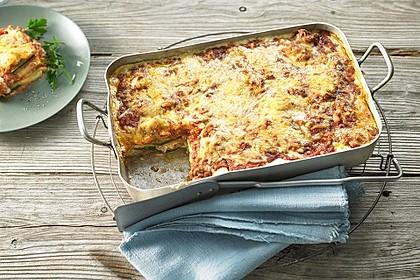 Zucchini-Lasagne 2
