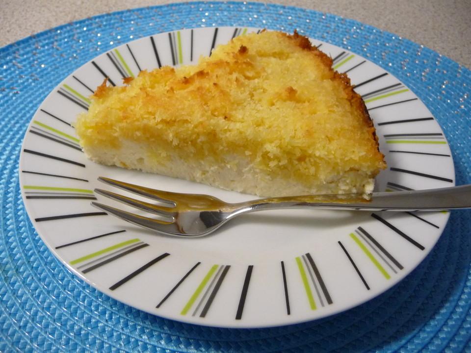 Kokos Kase Kuchen Von Xengelchen08x Chefkoch De