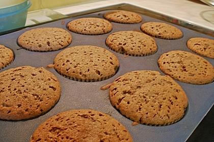 Perfect Chocolate Cupcakes 6