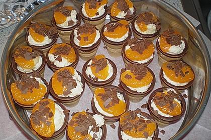 Mandarinen - Mousse 1
