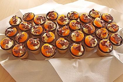 Mandarinen - Mousse