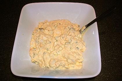 Eier - Senf - Sauce 1