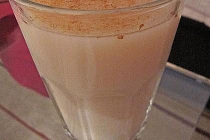 Ingwer - Zimt - Kardamom - Tee mit Milch und Honig 6