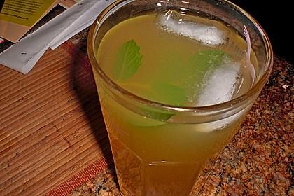 Icetea apple - mint