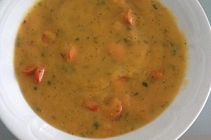 Leckere Kartoffel - Möhren - Suppe 33