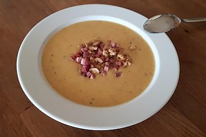 Leckere Kartoffel - Möhren - Suppe 35