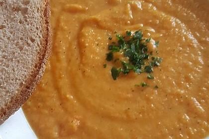 Leckere Kartoffel - Möhren - Suppe 26