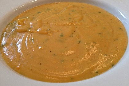 Leckere Kartoffel - Möhren - Suppe 38