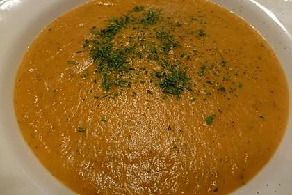 Leckere Kartoffel - Möhren - Suppe 30