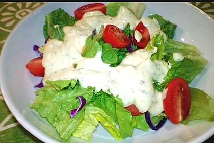 Salatdressing 16