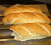 Kräuterfrischkäse - Brot (Bild)