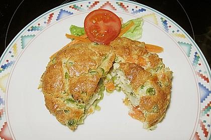 Gemüse - Soufflé 3
