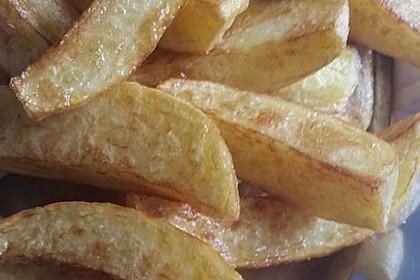 Perfekte Pommes frites 23