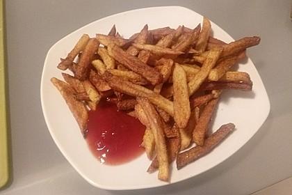 Perfekte Pommes frites 30