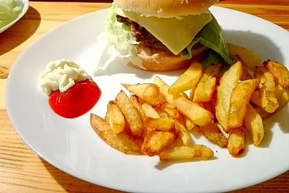 Perfekte Pommes frites 12