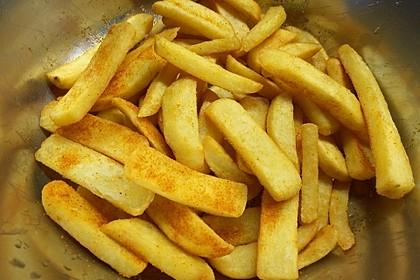 Perfekte Pommes frites 17