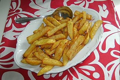 Perfekte Pommes frites 18
