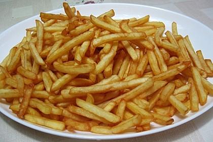 Perfekte Pommes frites 25