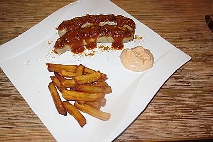Perfekte Pommes frites 27