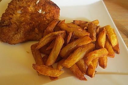 Perfekte Pommes frites 13