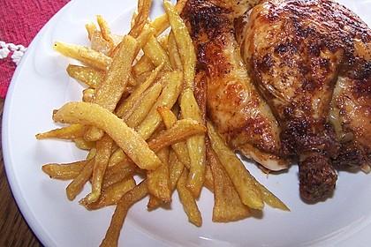 Perfekte Pommes frites 29