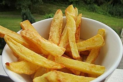 Perfekte Pommes frites 10