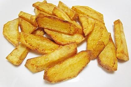 Perfekte Pommes frites 21