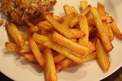 Perfekte Pommes frites 4
