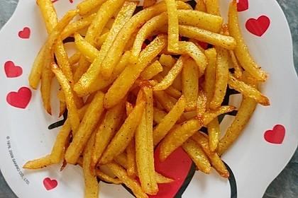 Perfekte Pommes frites 6