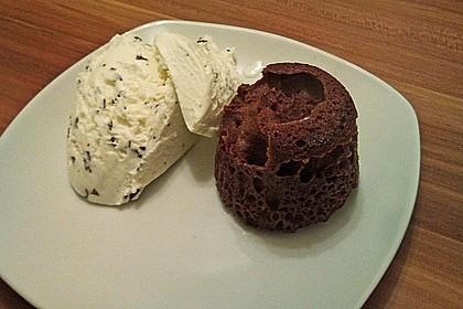 Mikrowellen Brownies 1