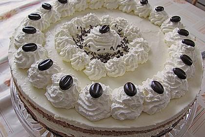 Topfen - Sahne - Torte