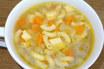 Annas Hühner - Gemüse - Suppe
