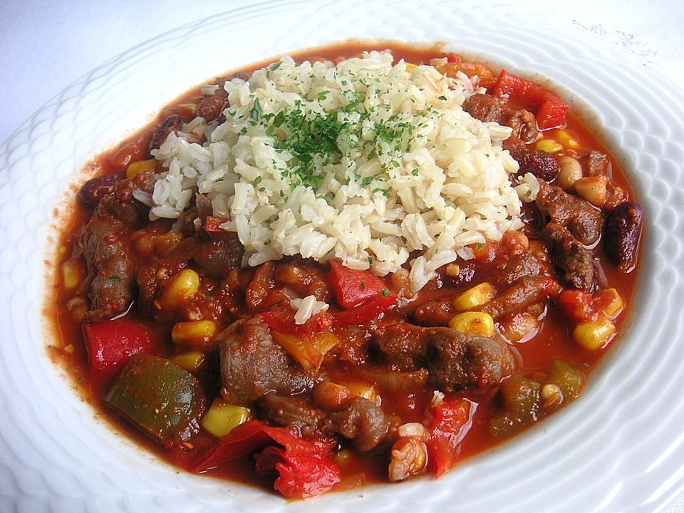 Chili Con Carne Von Sissyy Chefkochde