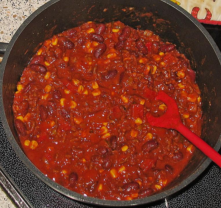 Selbstgemachtes Fix Für Chili Con Carne Von Baumfrau Chefkochde