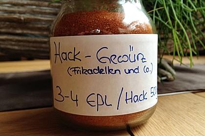 Hack - Gewürzmischung (selbstgemachtes Fix für Hackfleisch) 20