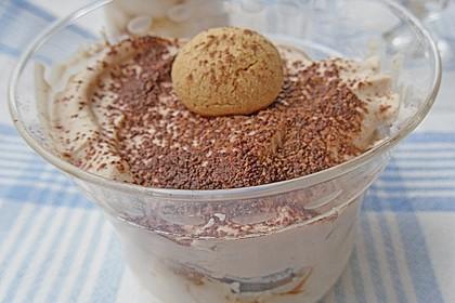 Mascarpone-Kaffeecreme mit Amaretti 10