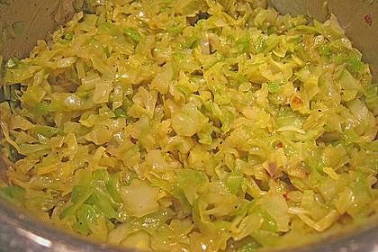 Schrats Curryspitzkohl