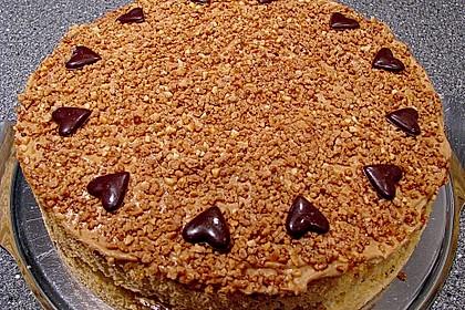 Karamell - Kaffee - Torte 1