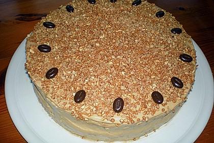 Karamell - Kaffee - Torte 7
